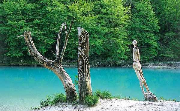 Tra i colori dell'Isonzo e del Parco Nazionale del Triglav