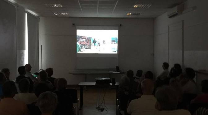 """Selezione di Proiezioni dal """"10° Circuito Nazionale Audiovisivi Fotografici"""""""