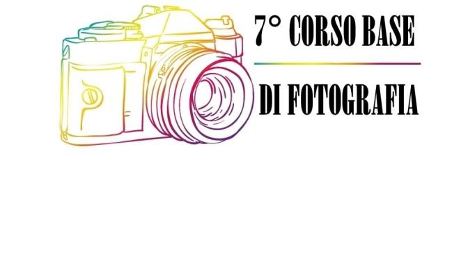 7° Corso Base di Fotografia
