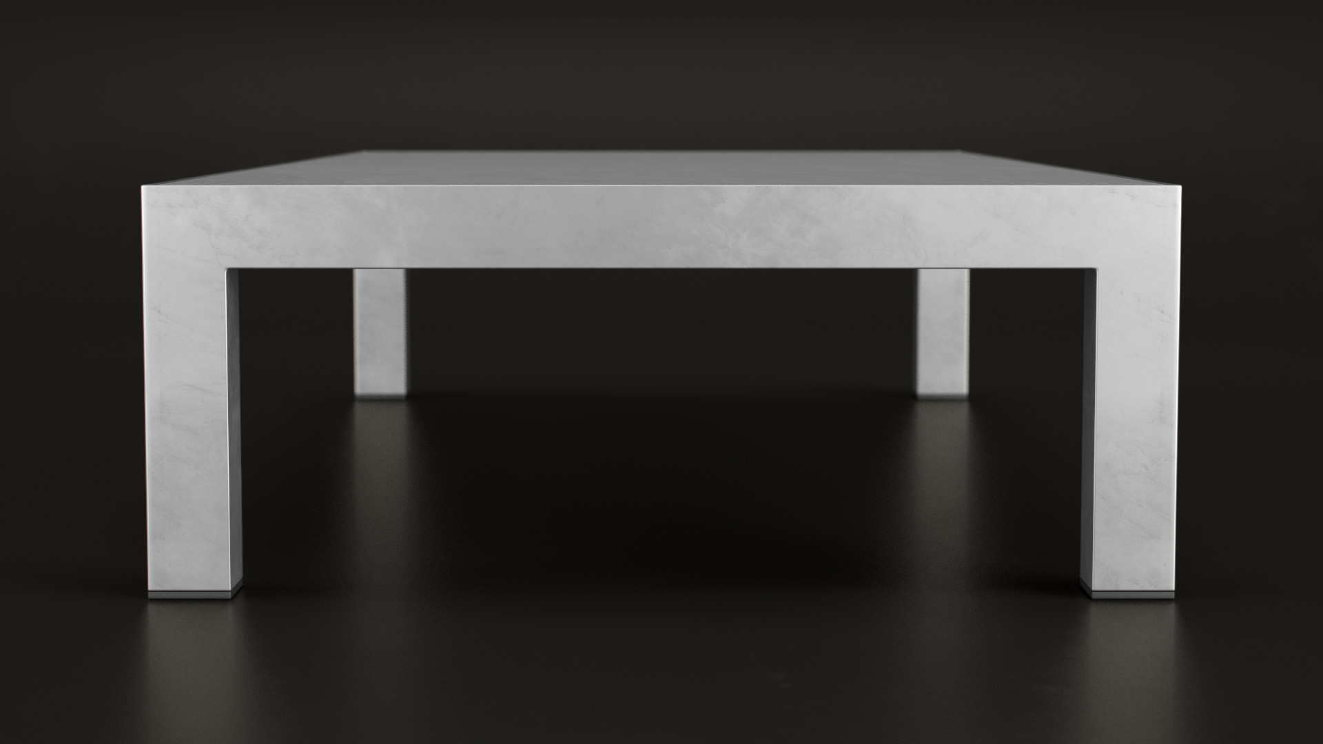 Terra Salon Coffee Table – Tribu – CG Projects – 3D Archviz
