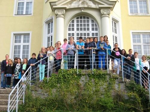 Klasse 5A: Frau Henzgen und Frau Schmitt