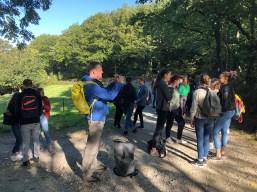 Wanderung der MSS von Bernkastel-Kues nach Traben-Trarbach mit Bootsfahrt zurück