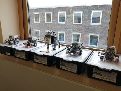 Lego Mindstorms - 4