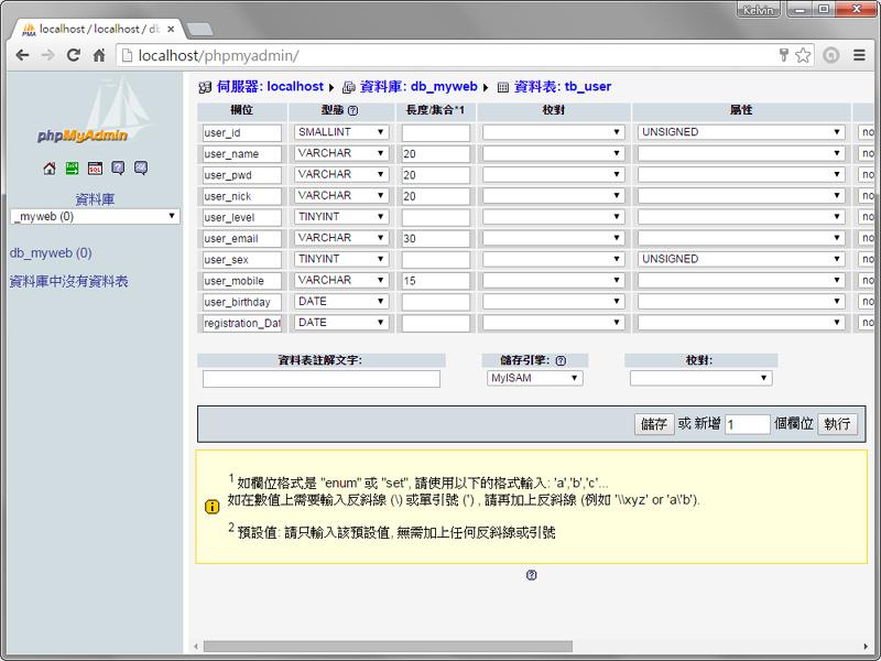 Dreamweaver PHP 教學