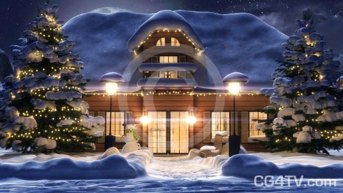 magical animated christmas card virtual cards - Free Animated Christmas Ecards