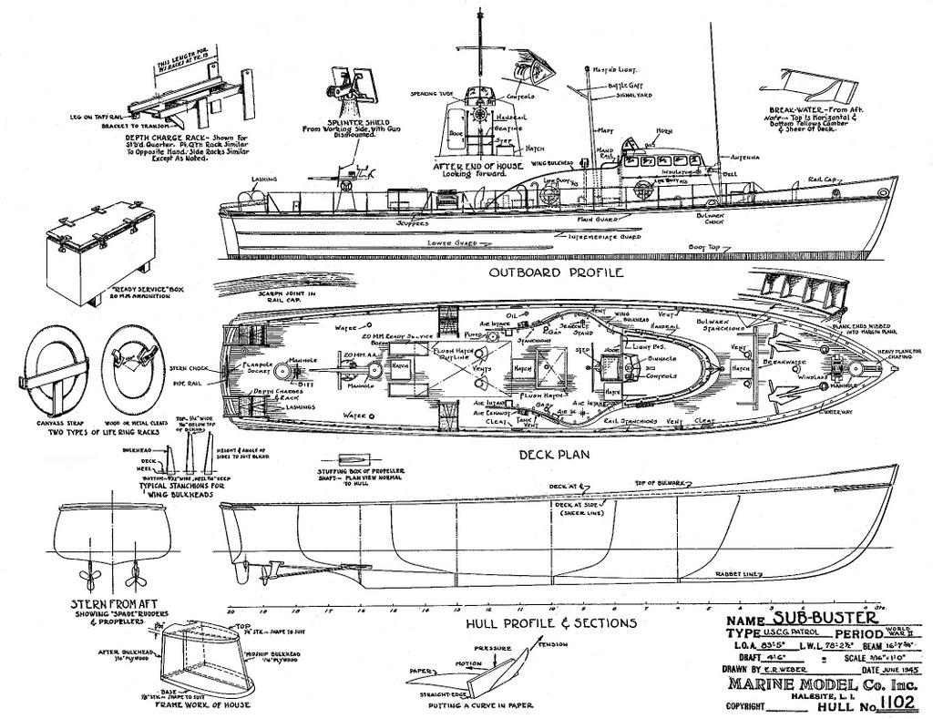 83Foot Model Info