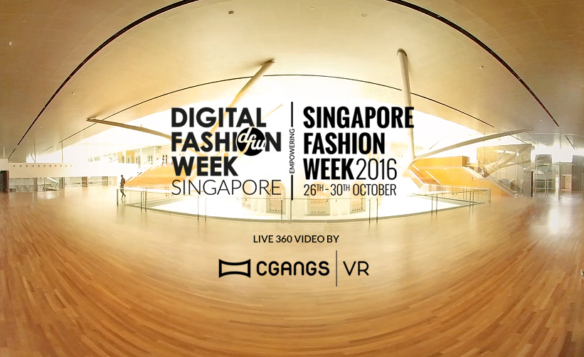 360 live streaming by cgangsVR