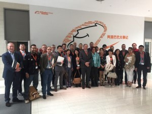 E-commerce and export Mission to China March 2015 alibaba trade mission 2015