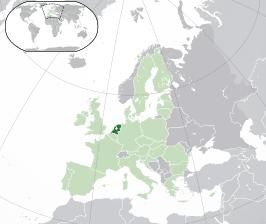 注册成立荷兰有限公司 Netherlands
