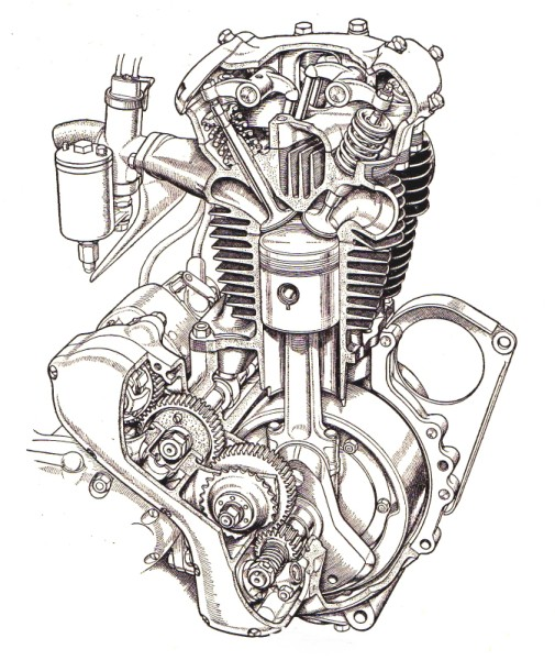 jet engine parts diagram saturn vue wiring cg chell motorcycles