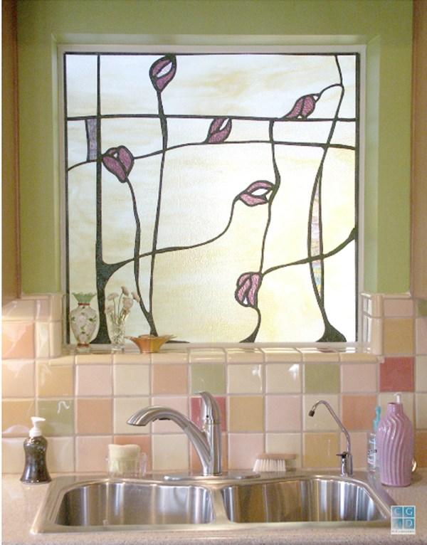 Custom Residential Cabinet Glass - Cg& Studios