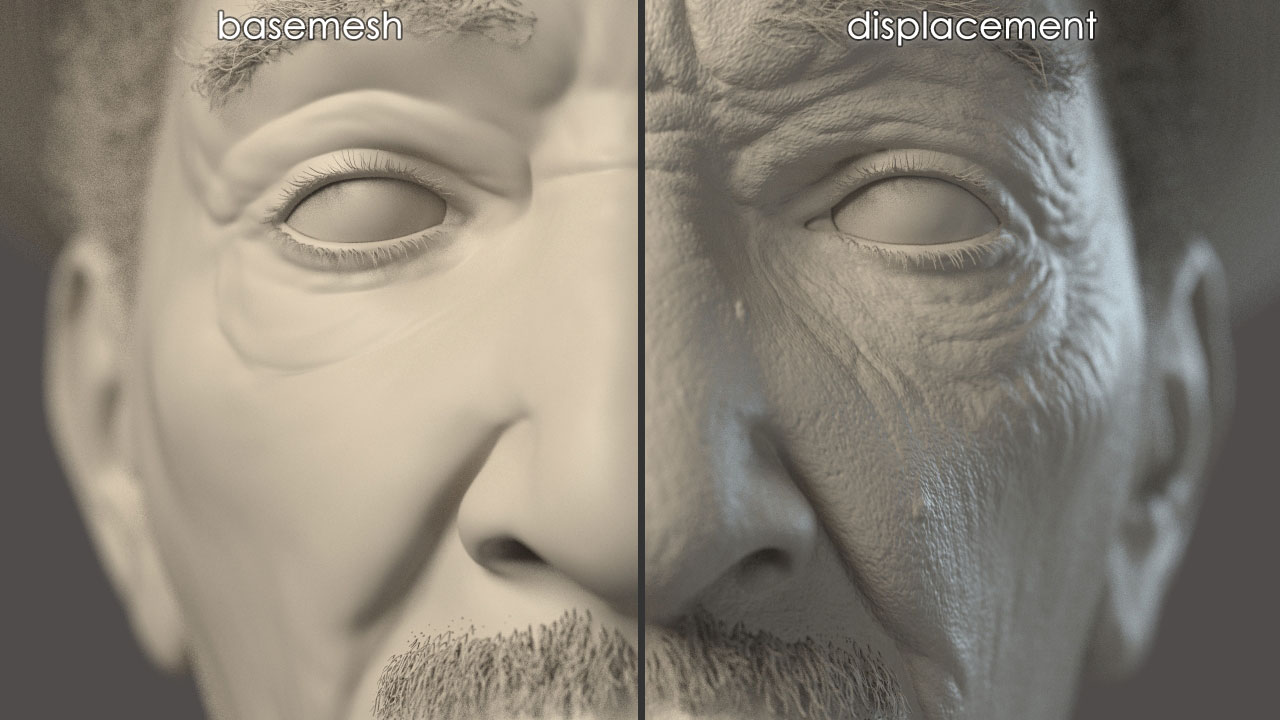 Image result for displacement maps