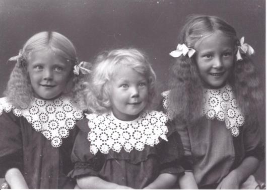 Mormors systrar i Hyllinge