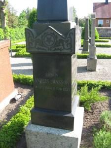 Anders Jönsson (1864-1933) Genarp 6