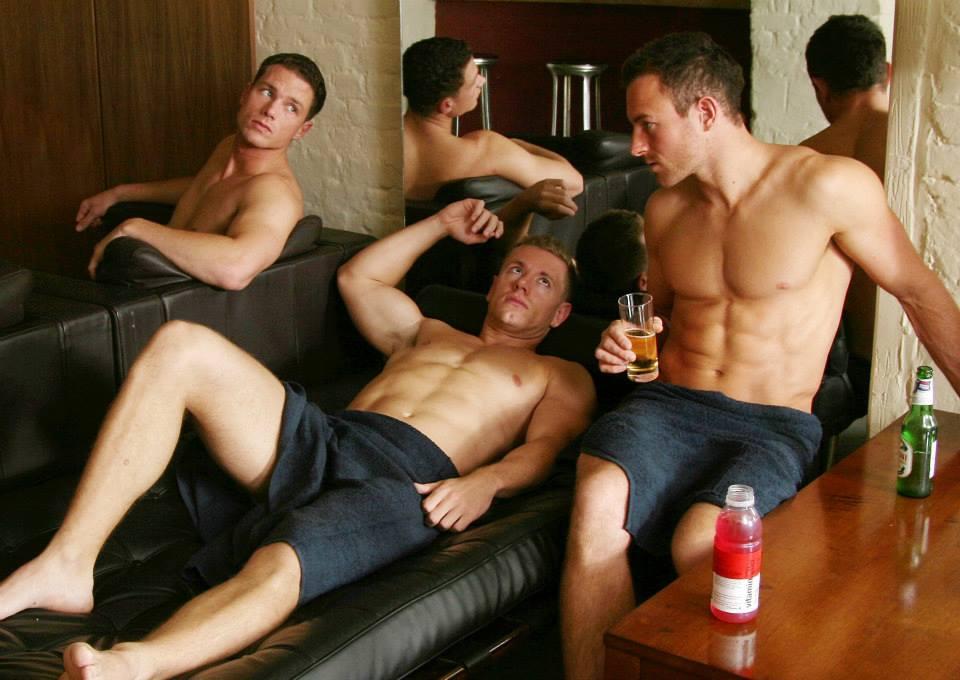 Gay massage rub