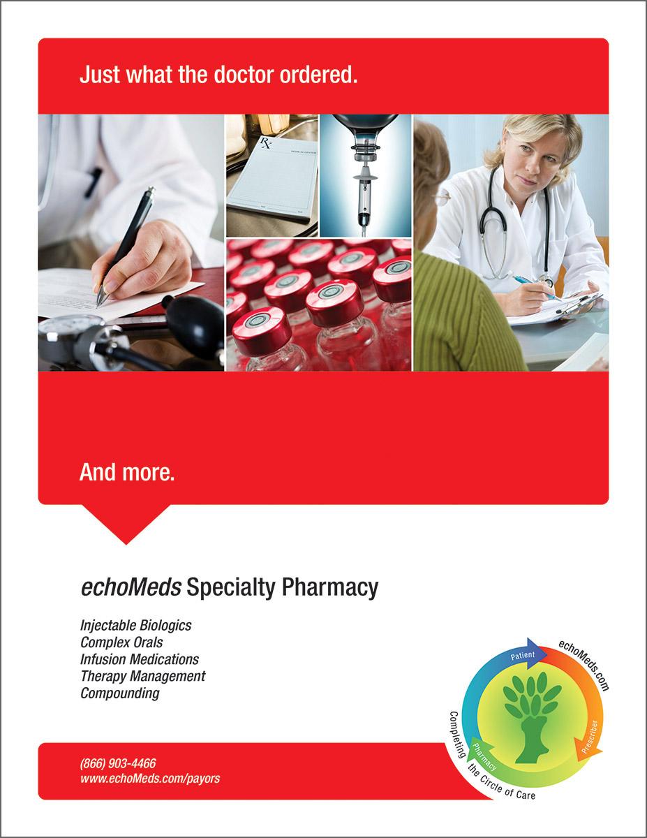 Echo Specialty Pharmacy Brochure