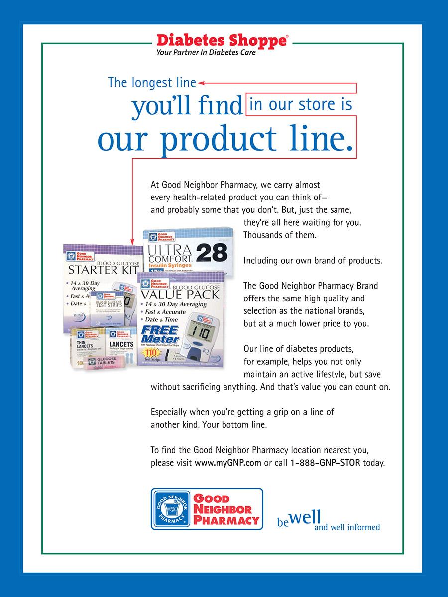 Good Neighbor Pharmacy - Full Page Ad