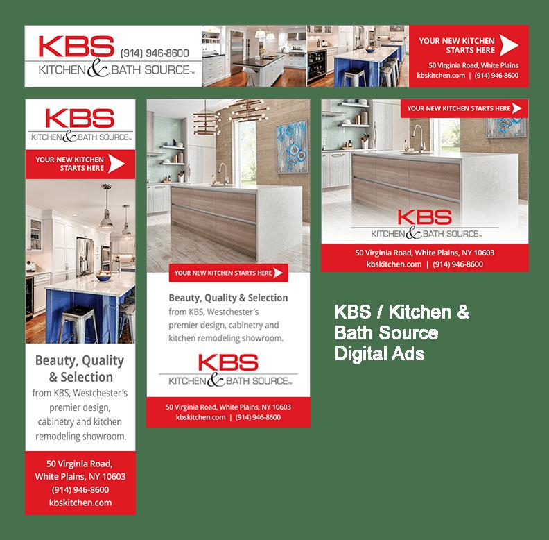 KBS/Kitchen & Bath Source Digital Ads