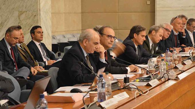 Documenti Cgie: Relazioni del Segretario e del Governo
