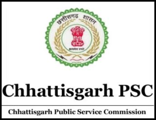 CGPSC latest vacancy