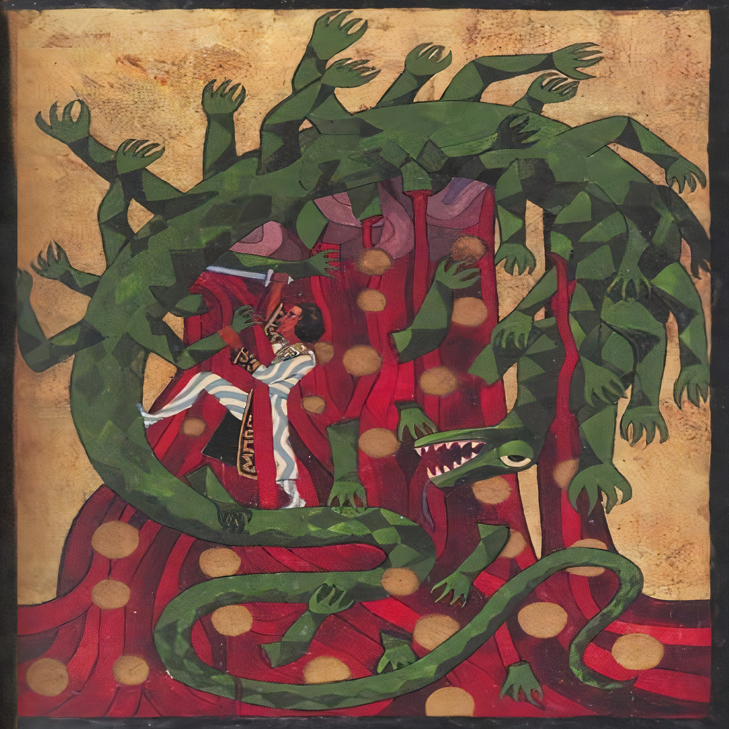 The Red Book Paintings: Jung's Confrontation with the Spiritual Unconscious