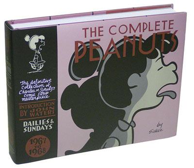 Complete Peanuts: 1967-1968