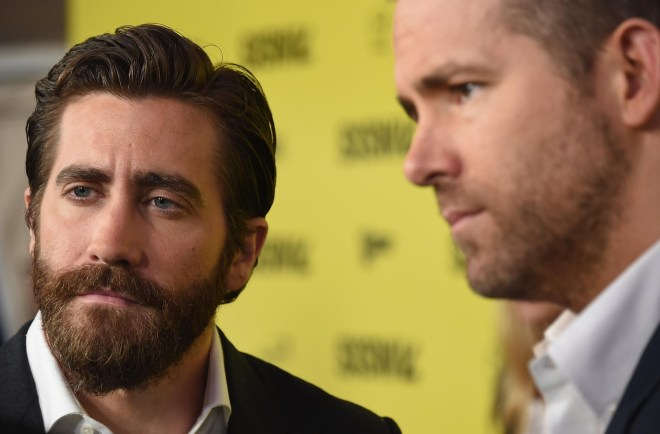 Jake Gyllenhaal (and Ryan Reynolds)