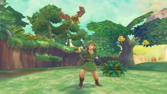 The Legend of Zelda: Skyward Sword (Wii) Review - 2013-07-14 18:09:14
