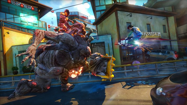 Sunset Overdrive (Xbox One) Review 2