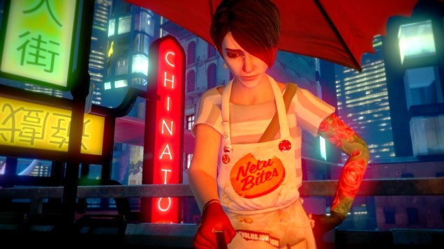 Dreamfall Chapters: Book One: Reborn (PC) Review 8