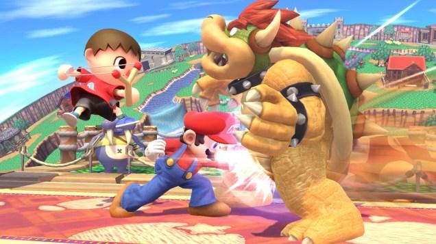 Super Smash Bros (Wii U) Review 12