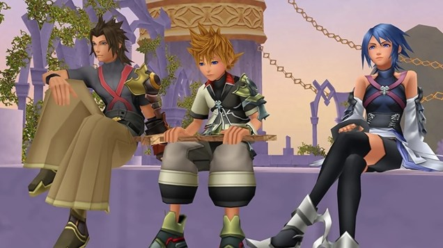 Kingdom Hearts HD 2.5 Remix (PS3) Review 3