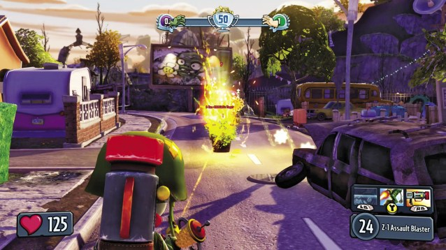 PvZ: A Multiplayer Shooter Without the Gore 2