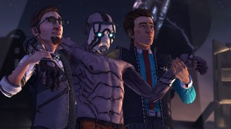 Tales From The Borderlands Episode 1: Zer0 Sum (PS4) Review - 48658