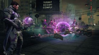 Saints Row IV: Re-Elected (PS4) Review - 2015-01-20 17:38:05