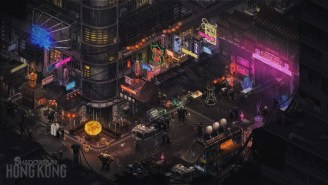 Shadowrun: Hong Kong Kickstarter Already Funded - 49707