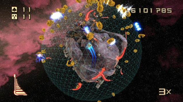 Super Stardust Ultra (PS4) Review 3