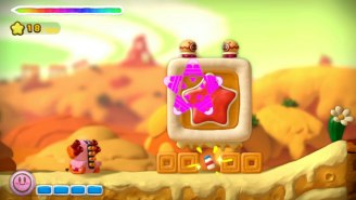 Kirby And the Rainbow Curse (Wii U) Review - 2015-02-25 14:48:32