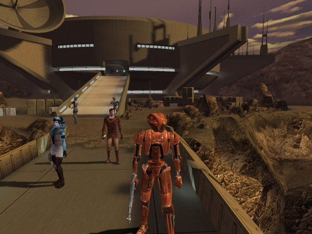 Would You Buy A KOTOR HD Remaster? - 2015-02-13 12:36:46
