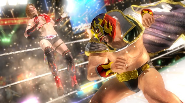 Dead or Alive 5: Last Round (PS4) Review 6
