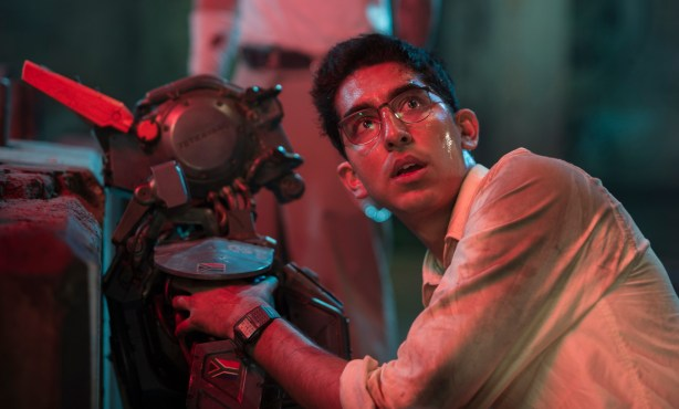 Chappie (Movie) Review 2