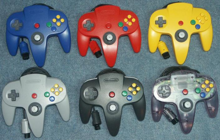 A History of the Always Evolving Nintendo Controller - 2015-03-17 17:17:20