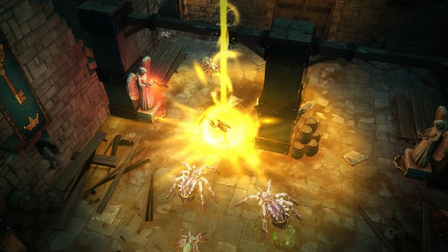 Early Access: Victor Vran - 2015-03-17 17:35:20