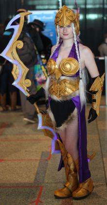 The Cosplay of PaxEast 2015 - 2015-04-01 16:47:08