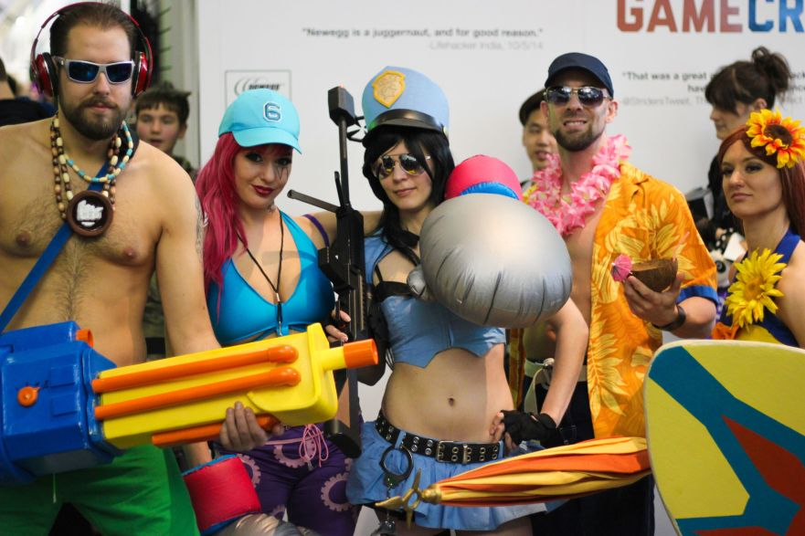 The Cosplay of PaxEast 2015 - 2015-04-01 16:39:30