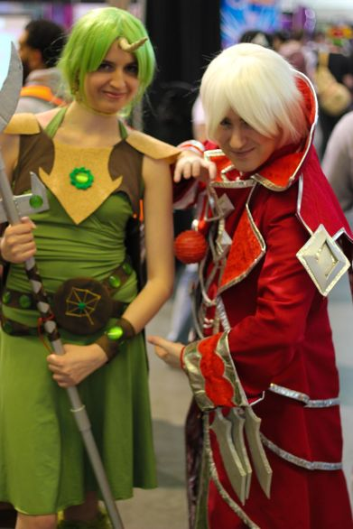 The Cosplay of PaxEast 2015 - 2015-04-01 16:39:55