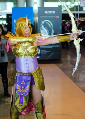 The Cosplay of PaxEast 2015 - 2015-04-01 16:42:23