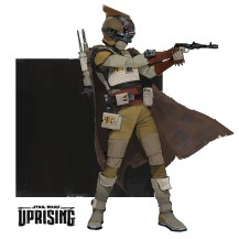 Star Wars: Uprising Announced for Mobile - 2015-06-08 09:52:54