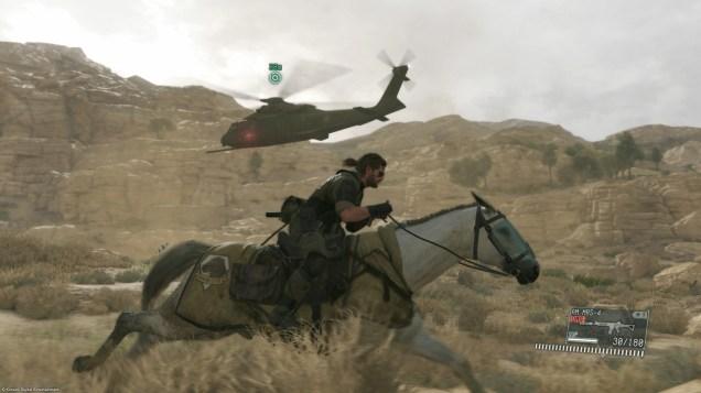 Metal Gear Solid V: The Phantom Pain Preview: Secretive Brilliance - 2015-06-19 12:52:14