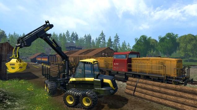 Farming Simulator 15 (PS4) Review
